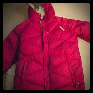 Burton Reversible Down Jacket